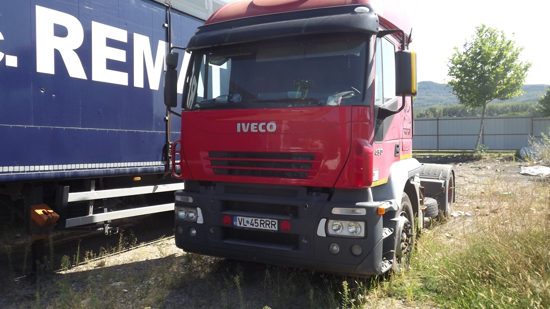 Autotractor IVECO AT440S STRALIS