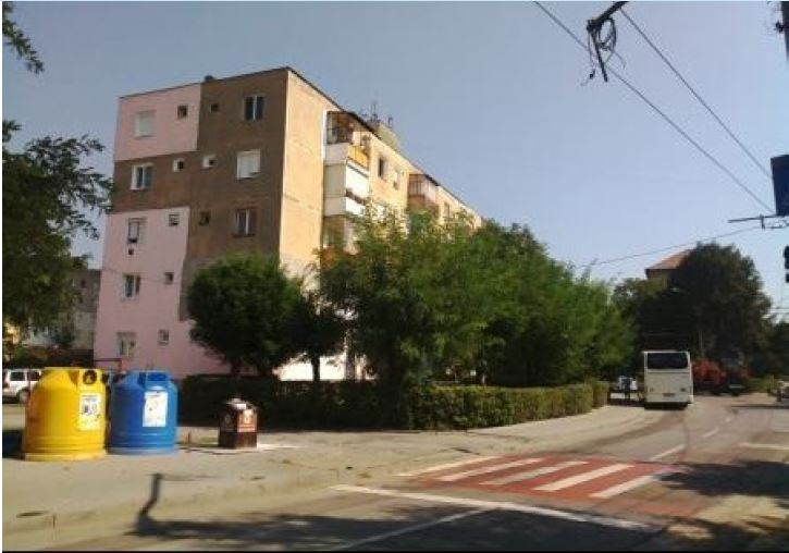 Apartament 2 camere in Medias, str. 1 Decembrie nr. 36