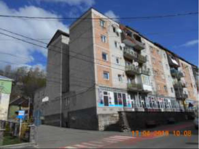 Apartament 2 camere și dependințe in Cavnic, str. 22 Decembrie, nr. 9