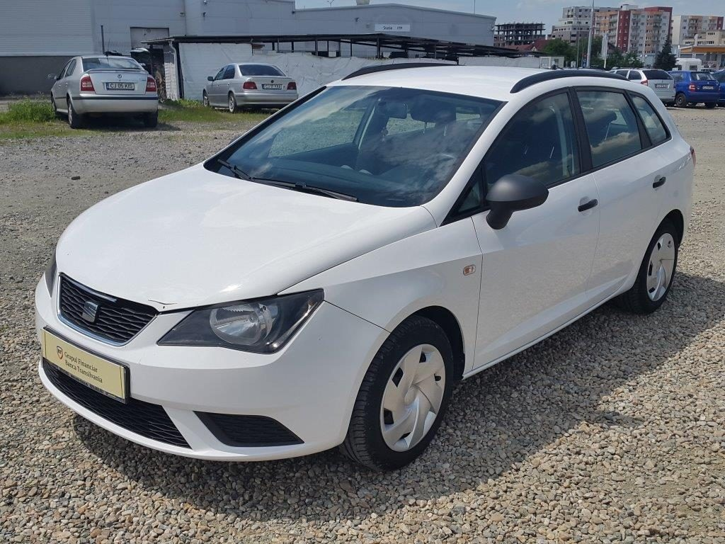 Seat Ibiza ST Reference 1.6TDI 90CP Manual